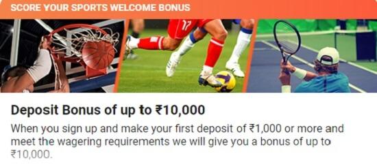 LeoVegas Bonus Code India