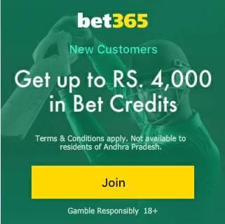 Bet365 Bonus Code India