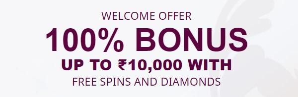 Da Vinci Casino Bonus